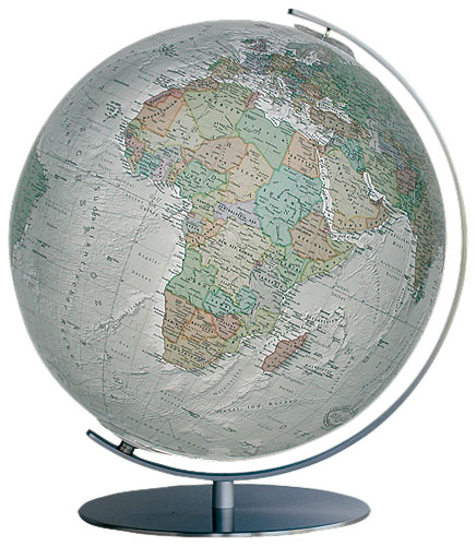 Duo Alba World Globe from Columbus.