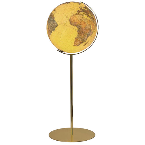 Globe Terrestre Royal de Columbus.