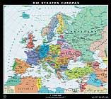 Europe Map. Please click the image to see the item sheet.