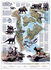 Poster Nature: Dinosaurs of North America. Please click the image to see the item sheet.