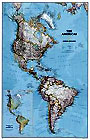 America Map. Please click the image to see the item sheet.