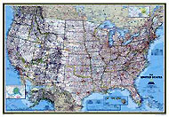 "USA Map ""Classic"" Serie. Please click the image to see the item sheet."