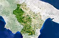 Basilicata Map. Please click the image to see the item sheet.