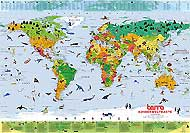 World Map. Please click the image to see the item sheet.