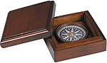Antique Executive Compass. Please click the image to see the item sheet.