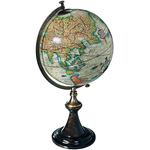 Antique Globe Mercator 1541 (reproduction). Please click the image to see the item sheet.