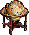 Antique Globe Mercator 1541 (reproduction) from AM.