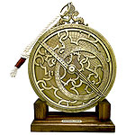 Ancient Astrolabe. Please click the image to see the item sheet.