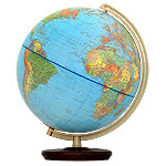 Geodus Globe with Duplex Cartography. Please click the image to see the item sheet.