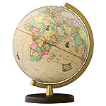 Terra World Globe Renaissance. Please click the image to see the item sheet.