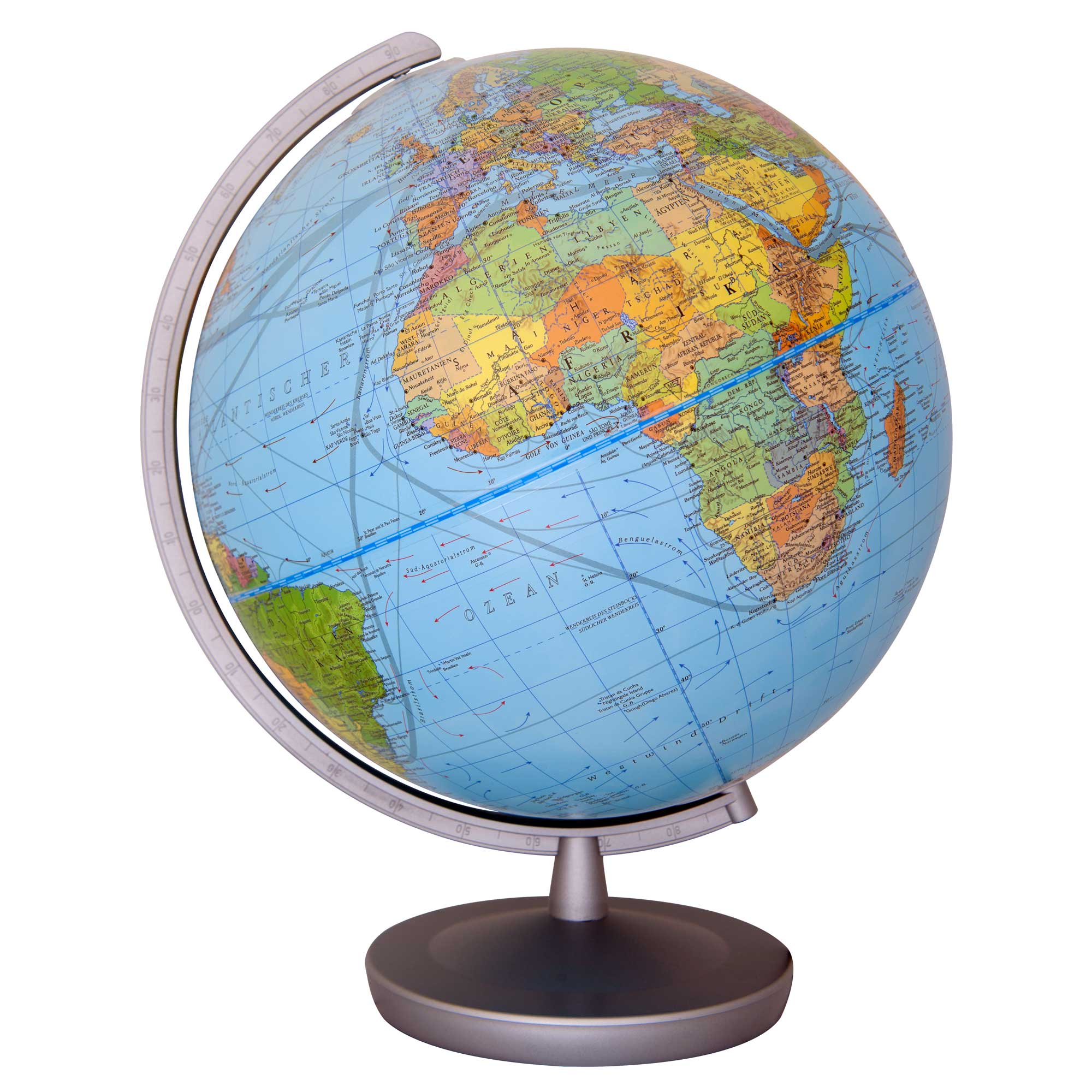 Geodus World Globe Cartographie Duplex
